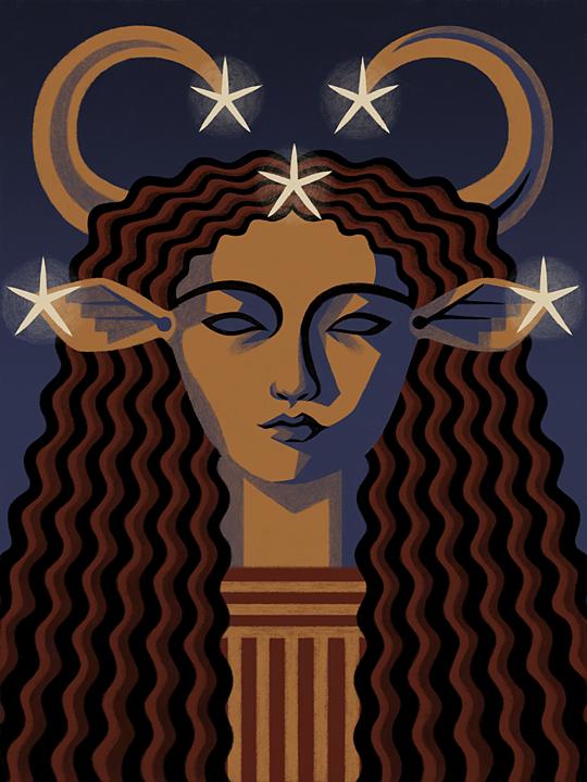 bat  the ancient egyptian celestial cow