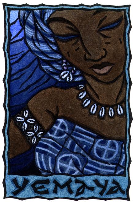 Yemaya, Mother Goddess of the Ocean